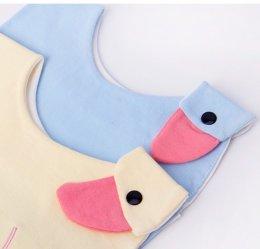 ผ้ากันเปื้อน little goose