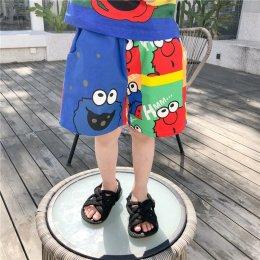 ขาสั้น rainbow elmo