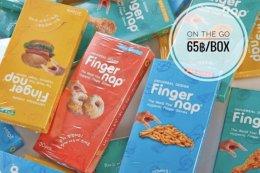 Fingernap - The world first hygienic finger gloves