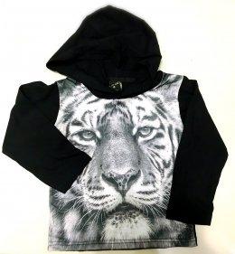 เสื้อhood เด็ก Tiger hoodie