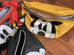 กระเป๋าคาดอก มิกกี้ mickey