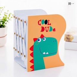 Dino shelf book ชั้นวางหนังสือ ยืดได้หดได้