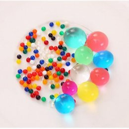 Baby water bead