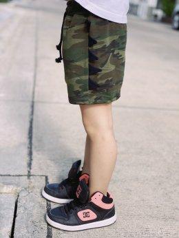 Dino camo short ขาสั้นไดโนลายทหาร