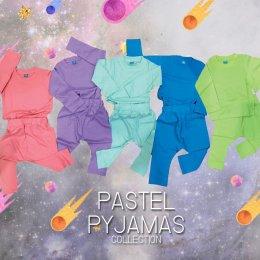 PASTEL PYJAMAS COLLECTION