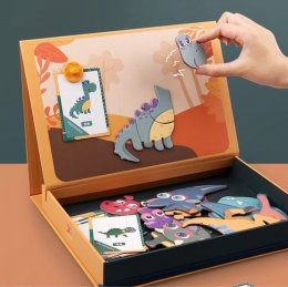 Magnetic puzzle