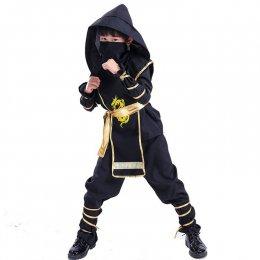 ชุดแฟนซี gold ninja (ชุดนินจา)