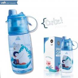 กระติกยกดื่ม  Uek Splashing bottle water
