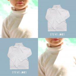 เสื้อแขนยาวคอเต่า steve jobs