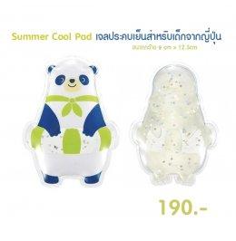Summer Cool Pad เจลประคบเย็นสำหรับเด็กจากญี่ปุ่น
