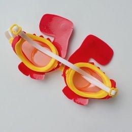 แว่นตาดำน้ำเด็ก Red Dino