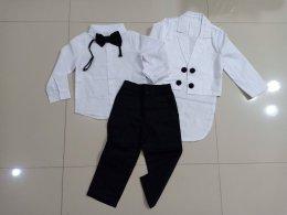 Boy tuxedo long tail ชุดทักซิโดเด็ก