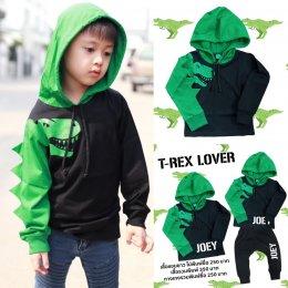 T-Rex Roarrrr Hoodie