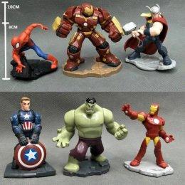 เซ็ตโมเดล ทีม avengers