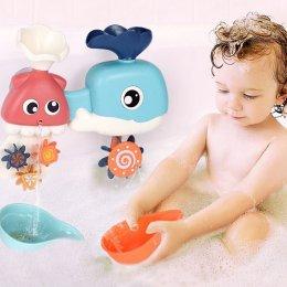 ใหม่! ของเล่นในห้องน้ำปลาวาฬ