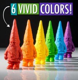 สีเทียน GNOME CRAYONS