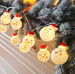 snowman LED ตกแต่งต้น xmas