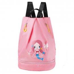กระเป๋าผ้าเปียกใส่ชุดว่ายน้ำ