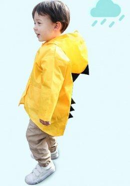 เสื้อกันฝนเด็กไดโนเสาร์