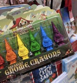 GNOME CRAYONS (สีเทียน รูปภูตโนม)