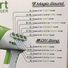 Super Speaker ลำโพงเปลี่ยนเสียง