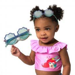 แว่นกันแดดเด็ก ลายเอรียล สีพาสเทลหวานๆ