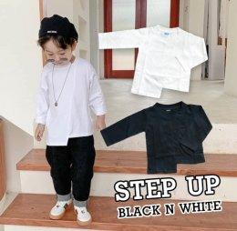 Step Up Black n White
