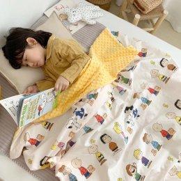 ผ้าห่มเด็ก minky dots