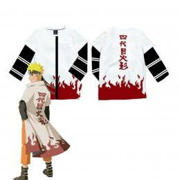 SALE!! เสิ้อแขนยาว โฮคาเงะ รุ่นที่4 จาก Naruto