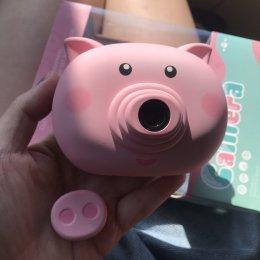 พรีออเดอร์ กล้องหมู piggy camera (pig)
