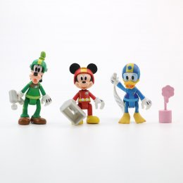 โมเดล mickey & friends