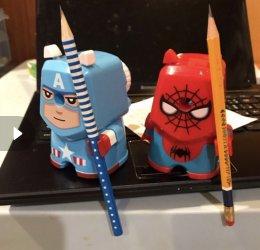 กบเหลาดินสอ ซุปเปอร์ฮีโร่