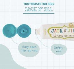 ยาสีฟัน Jack n Jill Natural