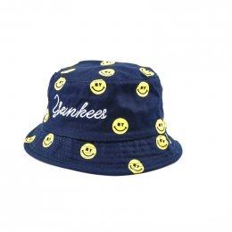 หมวก smily yankee ทรง Bucket