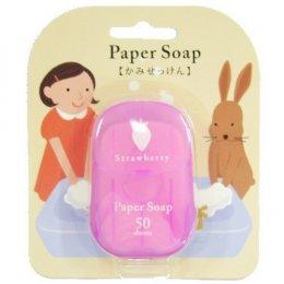 สบู่กระดาษ (Paper Soap)