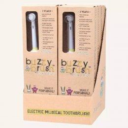 Jack N' Jill Electric Musical toothbrush (Buzzy Brush)