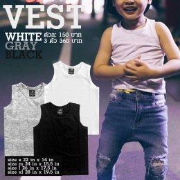 เสื้อกล้าม VEST collection