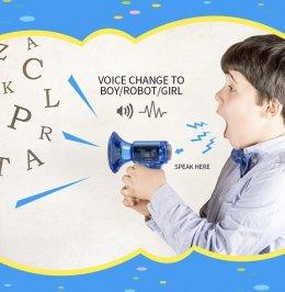 โทรโข่งเปลี่ยนเสียง