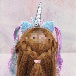 ที่คาดผม rainbow unicorn