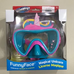 มาใหม่~ FUNNY FACE SWIM MASK