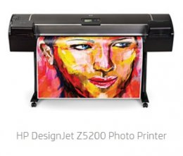 HP DesignJet Z5200ps 44-in (1118-mm) Photo Printer (CQ113A)