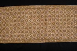 สไบผ้าโบราณแท้ปัก ลายอมินตรา ห่ม 2 ชาย