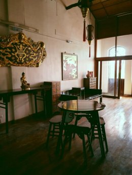 Private residence, Phuket old town
