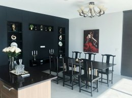 Private residence, Rama 9 rd.