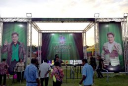 "25th Anniversary Concert ""Sriwichai Show"" at Ranong Phatthana Mittraphap School"