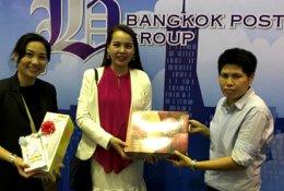 AJA แสดงความขอบคุณสื่อมวลชนสำนักพิมพ์ต่างๆ ในช่วงเทศกาลปีใหม่ 2563