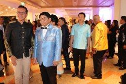 """AJA ได้เข้าร่วมโครงการ """"มหกรรมผ้าไหมไทย สู่เส้นทางโลกปีที่ 9"""