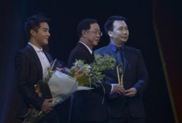 "CEO AJA ได้รับรางวัล ""Thailand Headines Person of The Year Awards 2016-2017"""