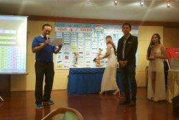 AJ ร่วมกับสมาคม AIR COND จัดงานแข่งกอล์ฟ