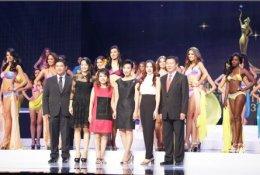 AJ สนับสนุนการประกวด Miss Grand International 2556